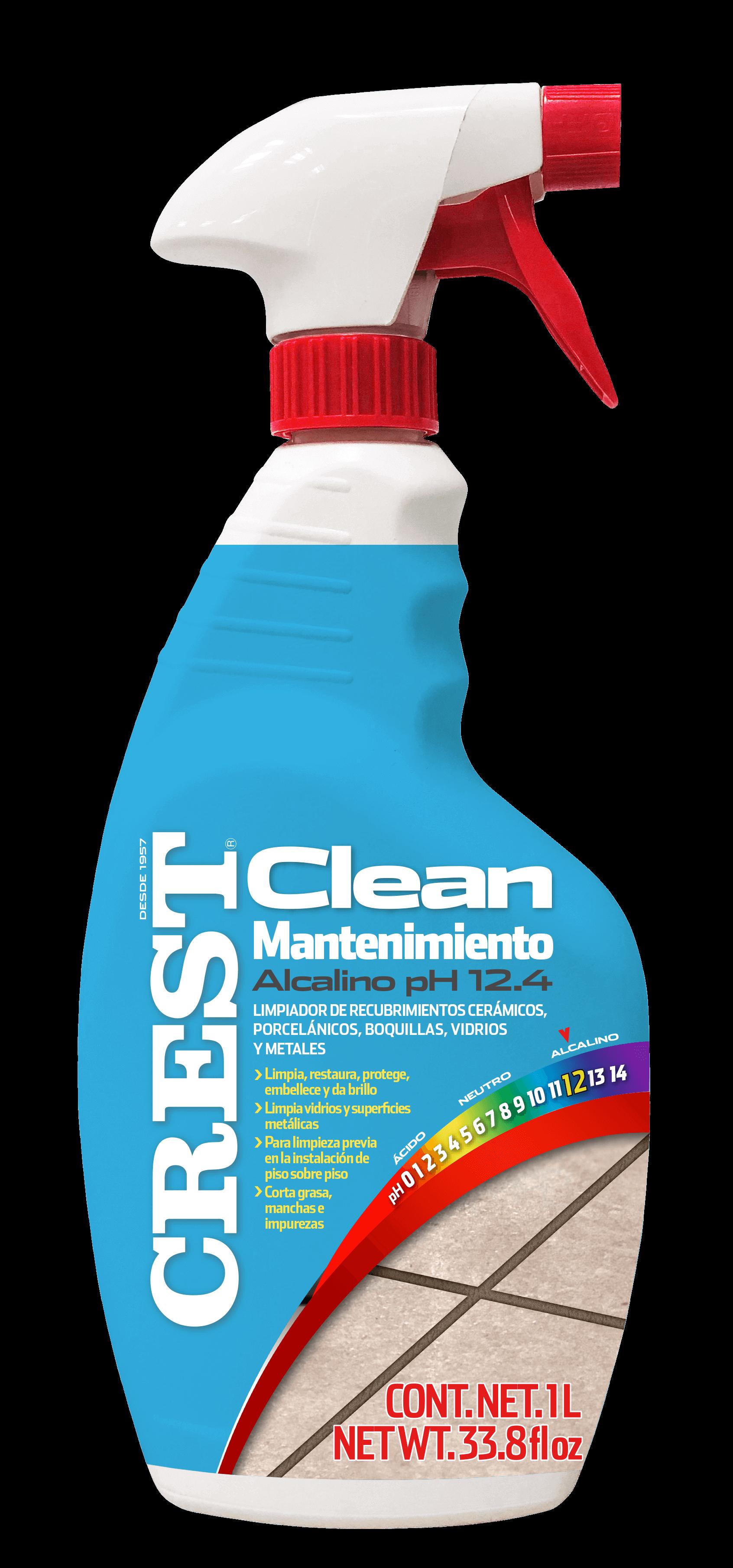 Adhesivo clean mantenimiento