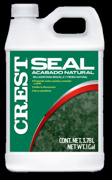 Adhesivo seal acabado natural